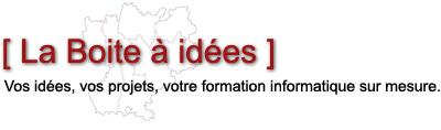 logo de la boite à idées